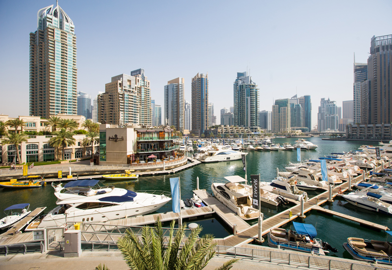 Dubai apartment rents underwent a total downward adjustment of 2% during July 2016, according to Bayut.