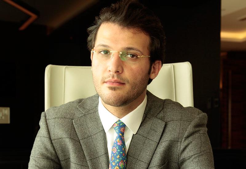 Talal moafaq al Gaddah, CEO, MAG Property Development.