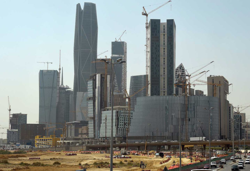 Low fluidity: Contracting firms in Saudi Arabia have reportedly been forced to delay salary payments due to a market-wide slowdown.