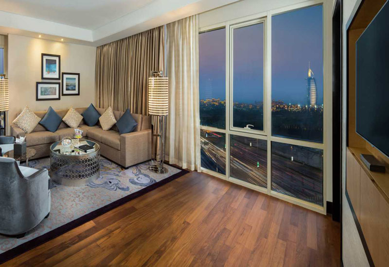 ISG Middle East carried out the $100m refurbishment works at Kempinski MOE.