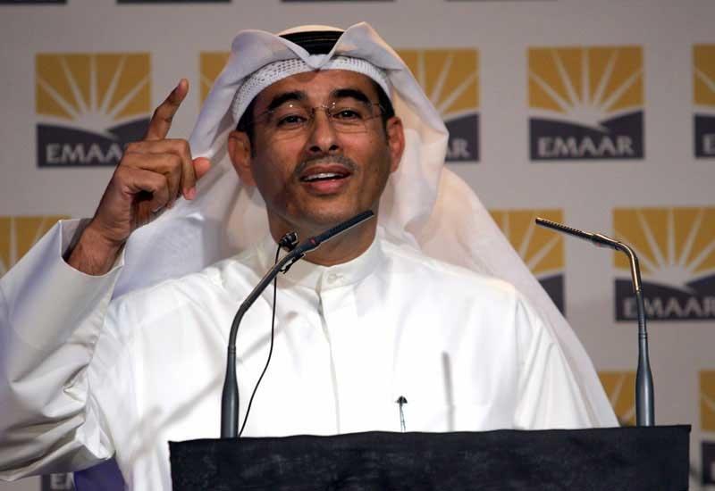 Mohamed Alabbar, chairman of Emaar Development and Emaar Properties.