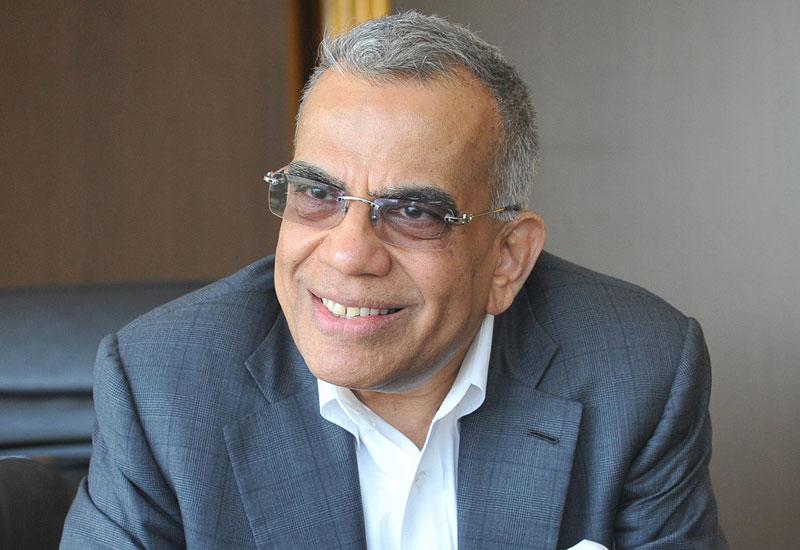 PNC Menon, Chairman, Sobha Group.