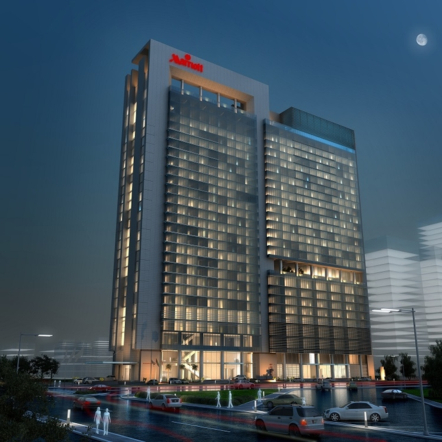Bloom Central has announced the launch of 49 residences and 7,000sqm of office space.