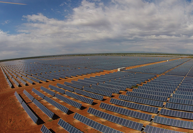 Acciona and Swicorp have started constructing three solar PV plants in Egypt [representational image].