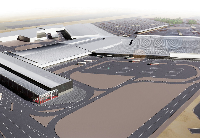 ALEC is currently working on the expansion of Al Maktoum airport.