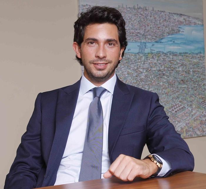 Burak Kizilhan, CEO of AE Arma-Elektropan.