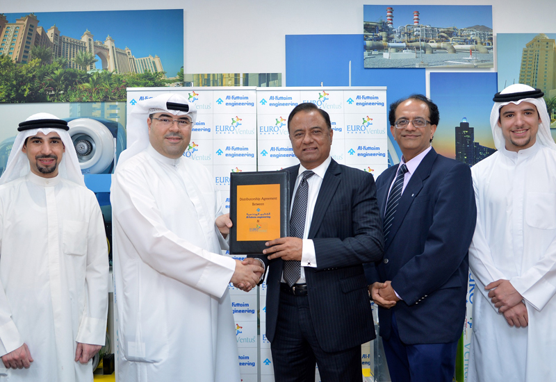 Al-Futtaim Engineering and EuroVentus have partnered to supply ventilation products for future UAE projects.