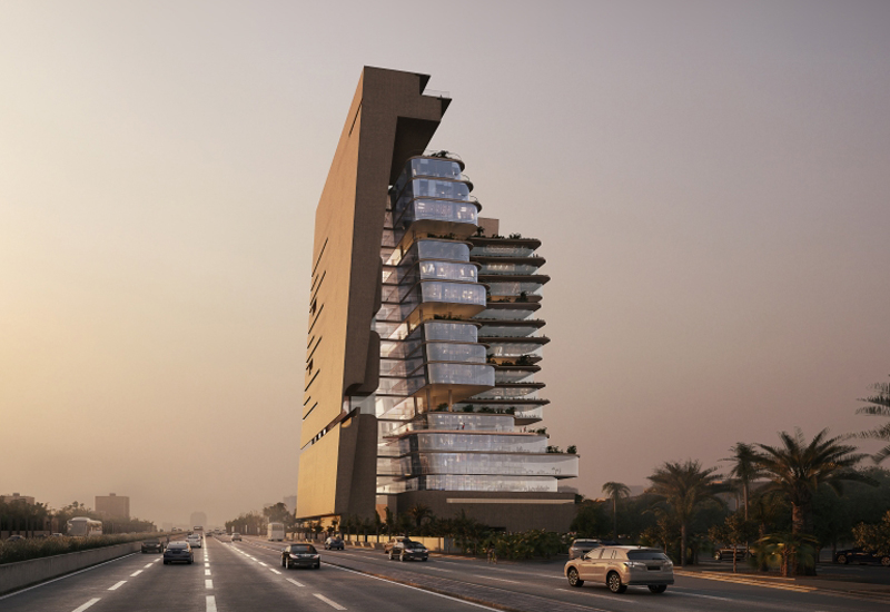 Located in Jeddah, Abdul Latif Jameel's (ALJ) corporate headquarters will be 100m in height and accommodate 2,300 people once completed.