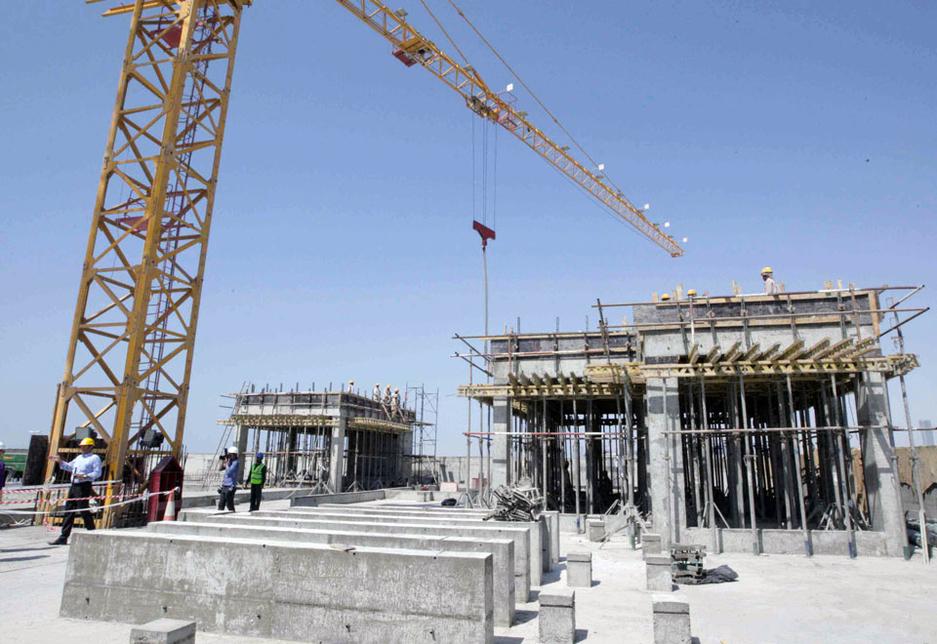 Nothing to hide: Construction Week tours an Al Naboodah Group Enterprises project site.