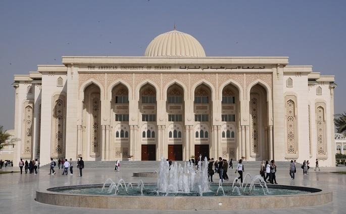 American University of Sharjah.