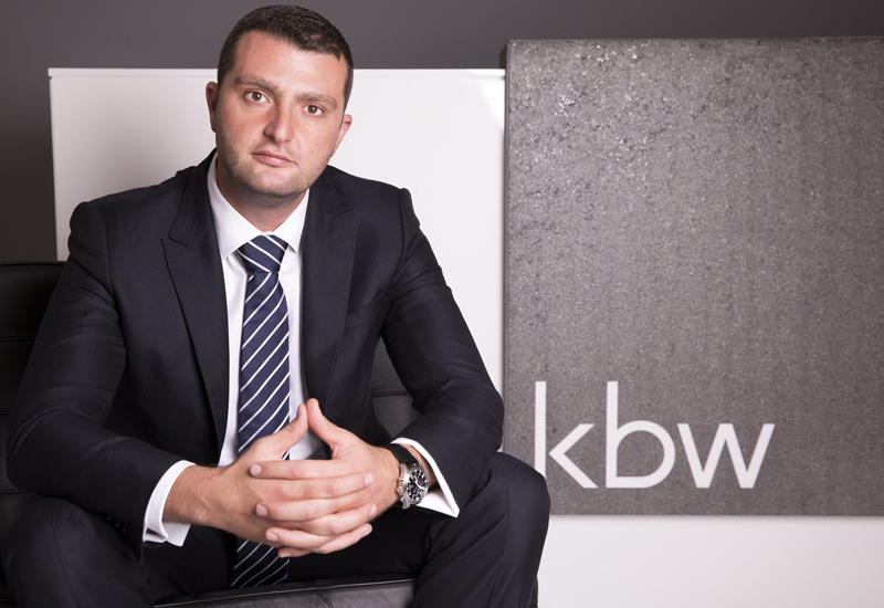 Aaron Chehab, chief commercial officer, KBW Investments.