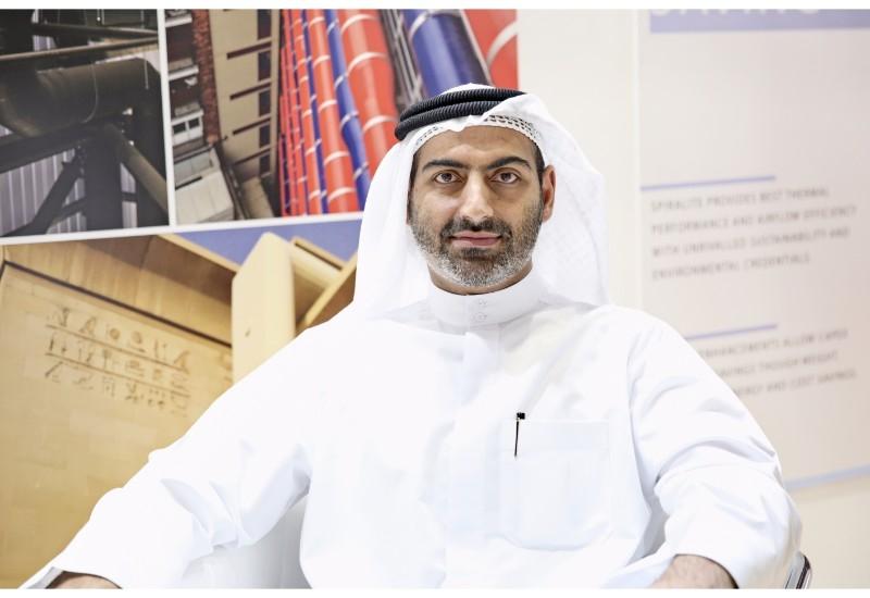 Abdulrahman A Khansaheb, MD of Khansaheb Industries.