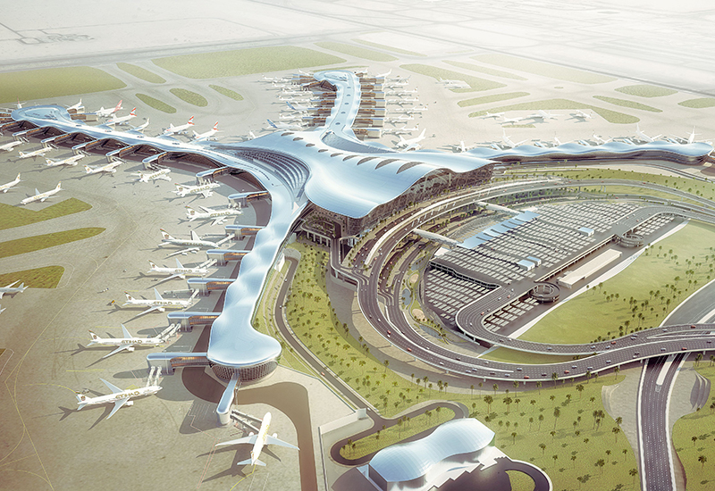 Streamlining complex developments: BIM has been cited as a contributing factor in the success of Abu Dhabis Midfied Terminal project.