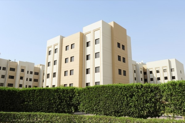 The extension will add 93 rooms to Abu Dhabi University's female dormitory [image: WAM].