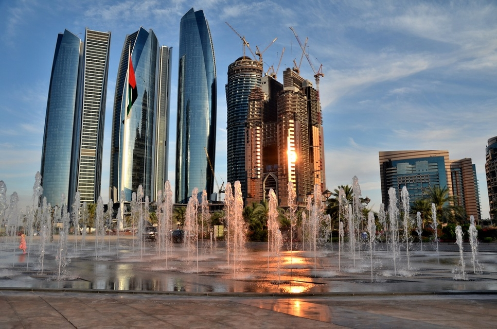 Al Riyadh City will stretch across 30 kilometres from Abu Dhabi Downtown.