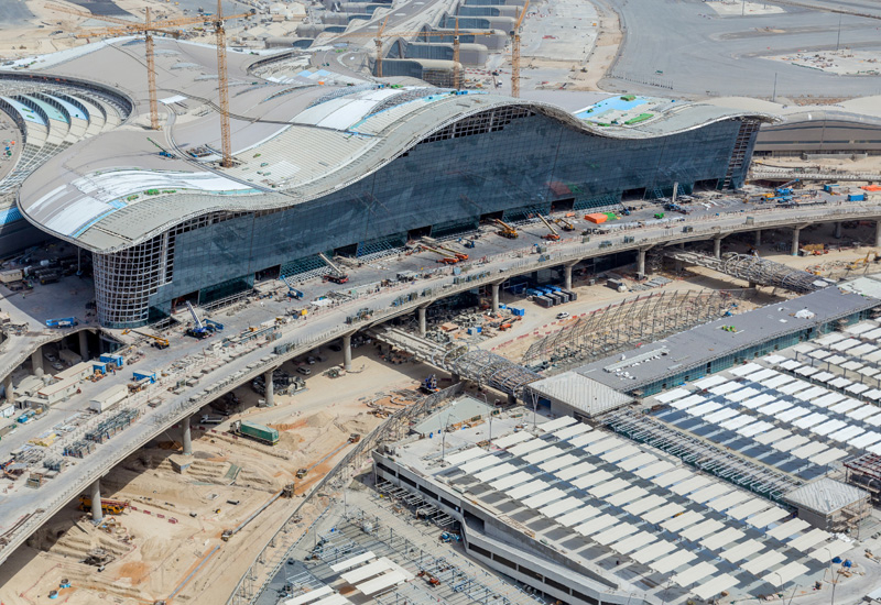 Abu Dhabi airports received Two Pearl Estidama ratings [representation image only].