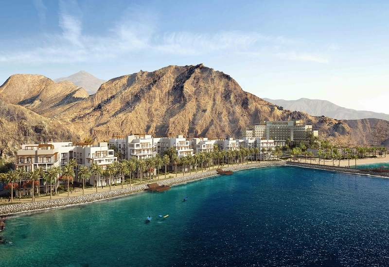 Eagle Hills is developing The Address Fujairah Resort + Spa in Sharm.