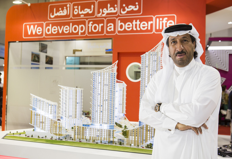 Ahmad Al Marri, general manager for Union Properties.