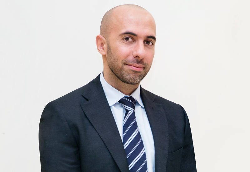 Ahmed AlKhoshaibi (above) is CEO of Arada, the developer behind Sharjah's $6.5bn Aljada megaproject.