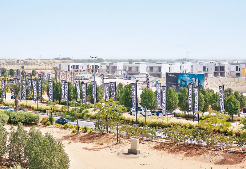Units at Akoya by Damac formed part of the developer's 2,600 handovers in 2015.