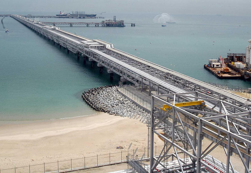 Italian engineer Saipem is active in the Middle East.