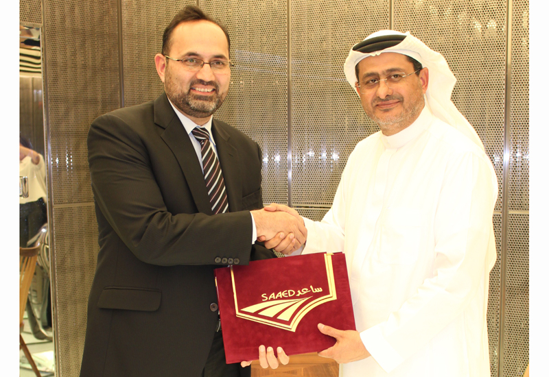 Saaed has enlisted Al-Futtaim Motors to conduct service and spare parts activities for its Toyota fleet.