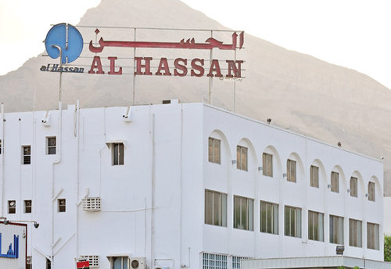 Oman's Al Hassan Engineering posted a loss for the first quarter of the year.