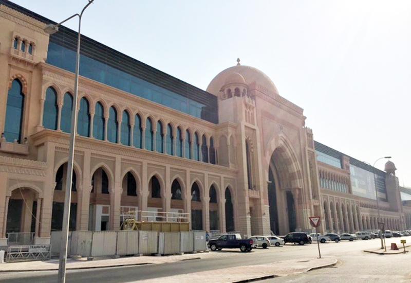 Mirqab Mall, Al Sadd. (Image:<i>Doha News</i>)