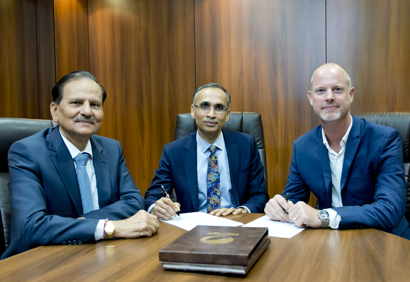Al Shirawi Group has signed an enterprise agreement with Oracles Aconex.