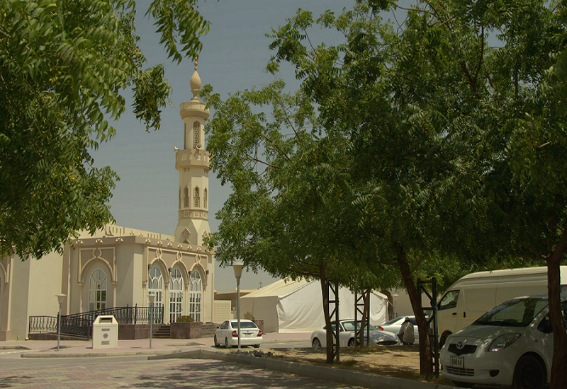 Honeywell's VisionPRO 8000 thermostat for mosques was piloted at the Al Tawba Mosque, Sharjah.