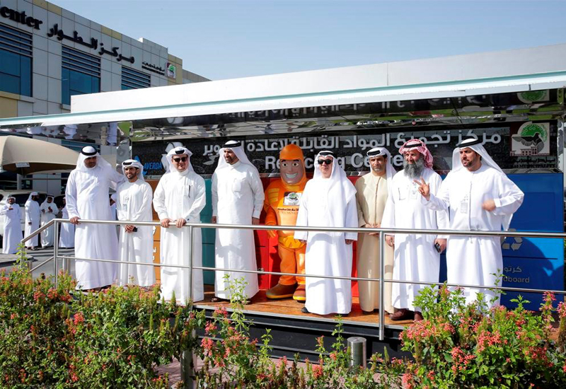 Dubai Municipality has opened a new recycling centre in the emirate's Al Twar-2 area.