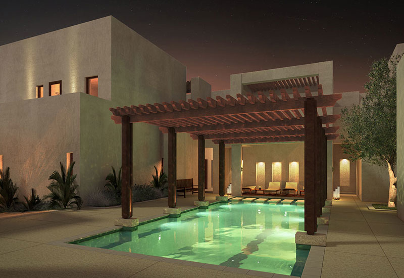 Al Bait Hotel is on track to open in 2018 [image: heartofsharjah.ae]