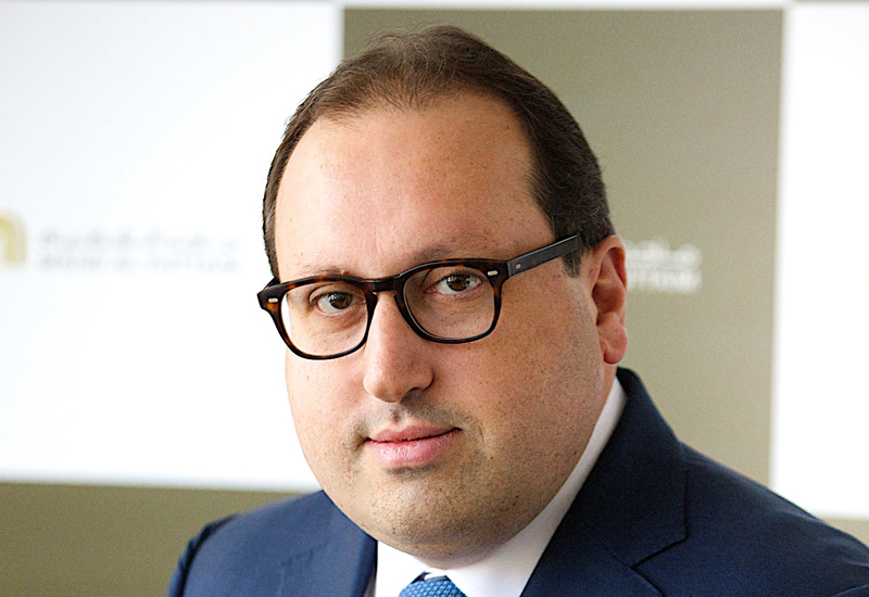 Alain Bejjani, Chief Executive Officer of Majid Al Futtaim - Holding.