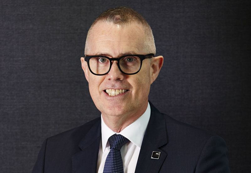 Alan McCready (above) has revealed that ISG Middle East is considering expanding into the fields of leisure and entertainment, and specialist engineering services.