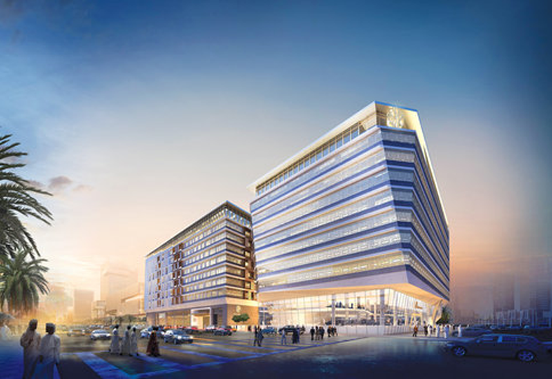Alfardan's mixed-use development is located by the Sultan Qaboos Highway in Muscat (Pic courtesy: Muscat Daily).
