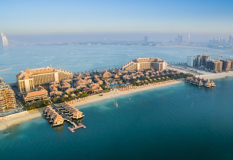 Anantara the Palm Dubai Resort in Dubai.