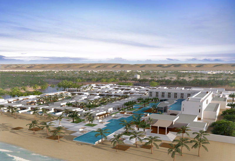 The resort, located between a natural lagoon and the beach, will be managed by Anantara Hotels, Resorts and Spas.