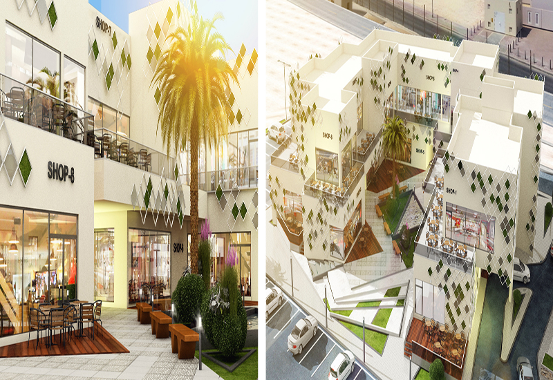 NEWS, Projects, Andalusia Complex Bahrain, Andalusia Garden, Bahrain, CBRE, Developer in Bahrain, Real estate consultancy, Zayed Town Bahrain