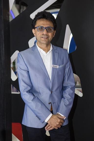 Anis Sajan, managing director, Danube.
