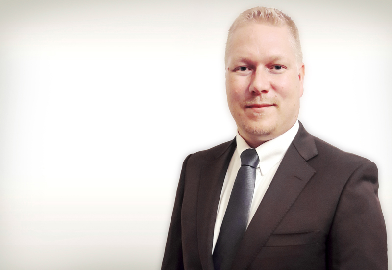 Antti Rousku (above) is general manager of Al Rashed Peikko.