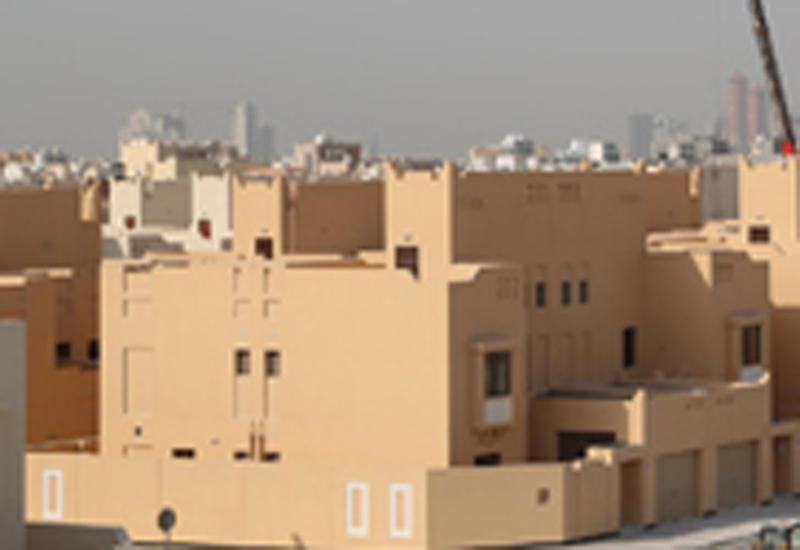 Handover work has begun at the Arad Housing Project [image: BNA].