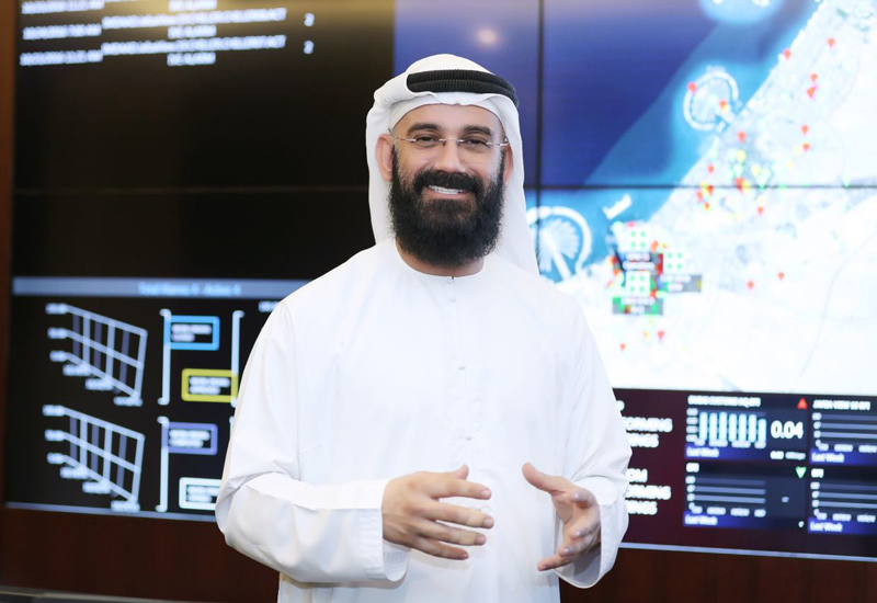 Arif Al Yedaiwi, director of IT & procurement, Imdaad.
