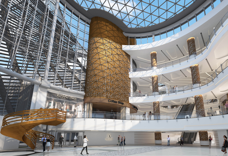 In conjunction with MMS Global, Airolink, and Lacasa, Abanos will work to deliver Dubais Art Centre mall in Q1 2018.