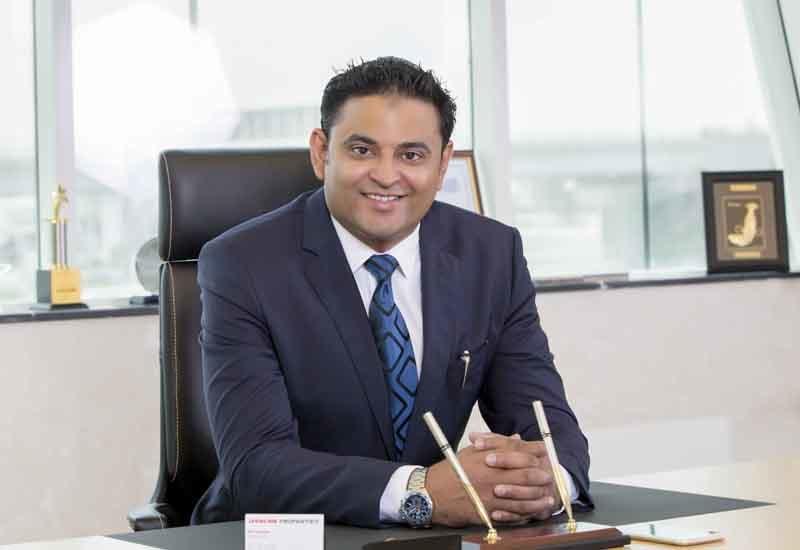 Atif Rahman, director and partner of Danube Properties.