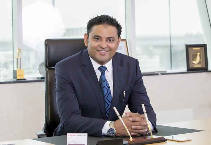 Atif Rahman, director and partner of Danube Properties.