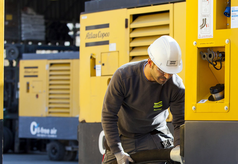 Power Technique's core products are portable compressors, generators, light towers and pumps.