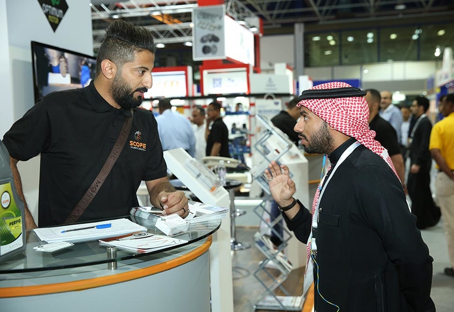 Some 174 exhibitors are attending this year's exhibition from 25 countries.