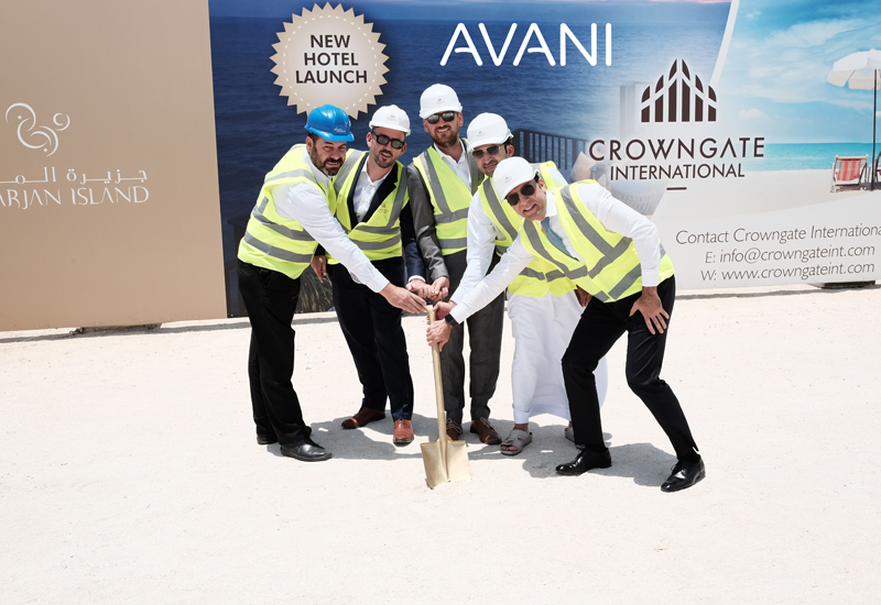 Ras Al Khaimah's Avani Al Marjan is due to welcome its first guests in Q3 2019.