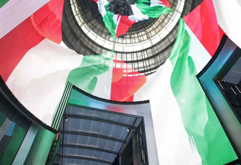 The fourth and final phase of Kuwait's The Avenues mall has opened.