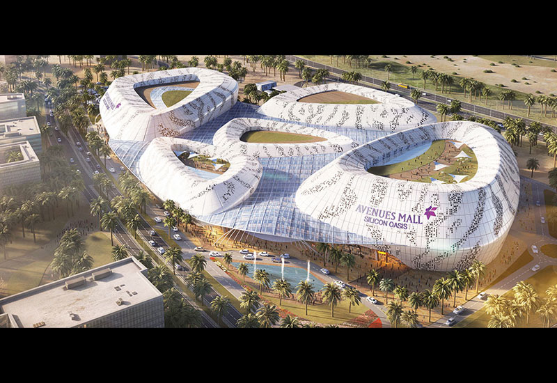 Avenues Mall will be ready in time for Expo 2020 Dubai [image: lulugroupinternational.com].
